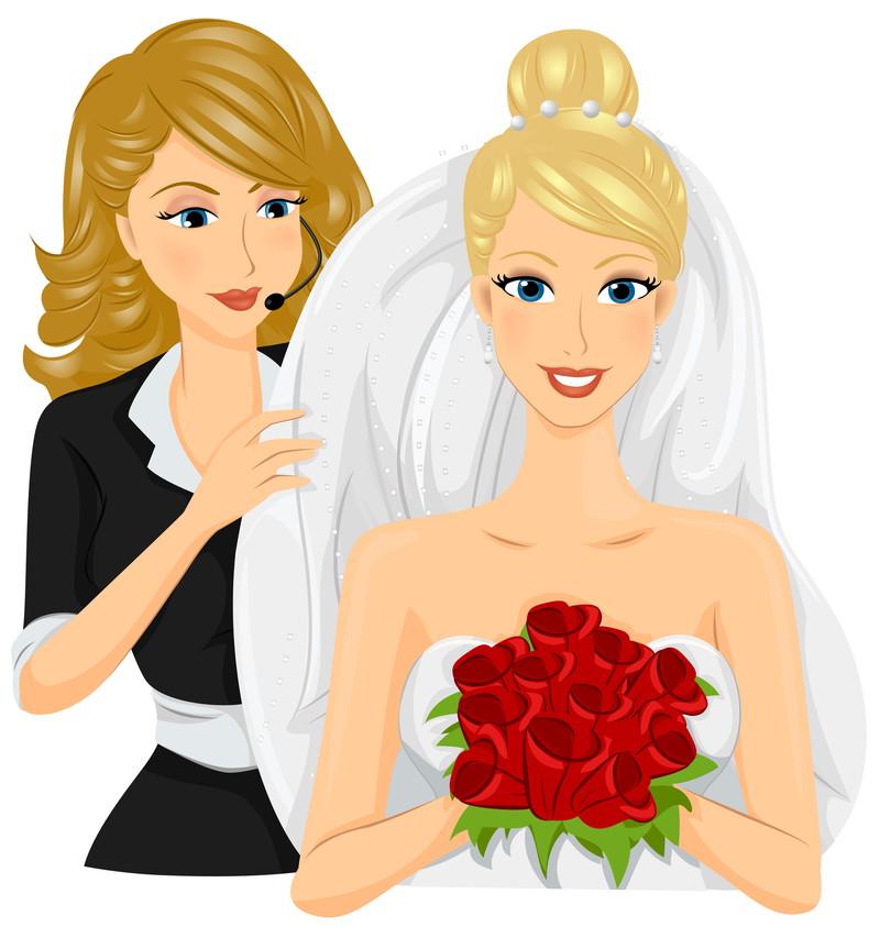 花嫁のスタイリスト